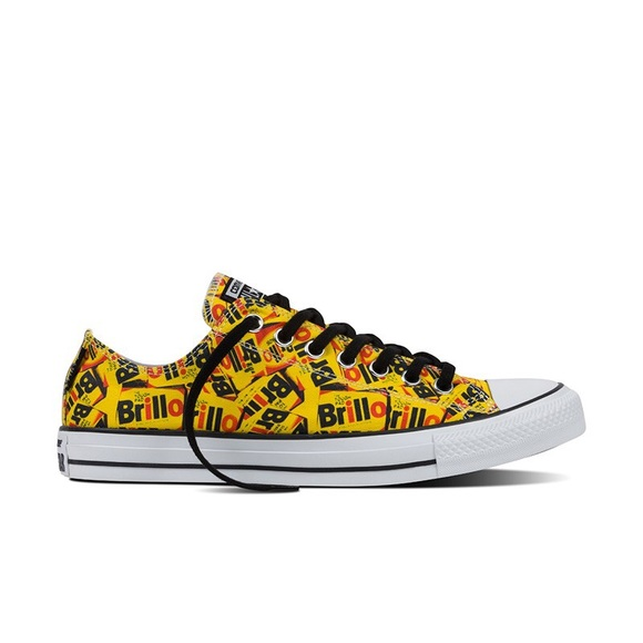 ea1c60d54833 Converse Other - NWOB CONVERSE LOW ANDY WARHOL BRILLO PRINT SNEAKER
